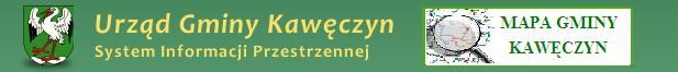 Mapa Gminy Kaw�czyn